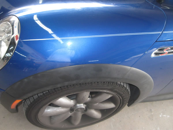 Mini Cooper S After