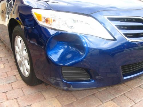 Toyota Camry Before